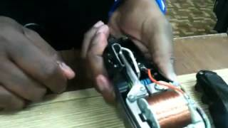 getlinkyoutube.com-How To | Change Cord | Change Switch | How To Repair Wahl Clippers |