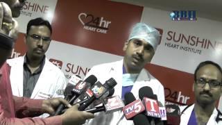 Dr A R Krishna Prasad Sunshine Hosp