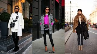 How to Layer Your Clothes to Stay Warm This Winter - 17 Outfit Ideas