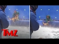 A DOGS PURPOSE TERRIFIED GERMAN SHEPHERD FORCED INTO TURBULENT WATER | TMZ
