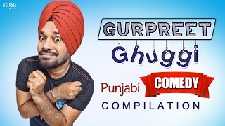 getlinkyoutube.com-Best Of Gurpreet Ghuggi Punjabi Comedy - Punjabi Comedy - Top Scenes -  Non Stop Comedy - Sagahits