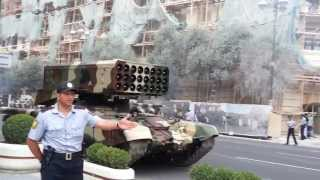 getlinkyoutube.com-Военный парад в Баку 2013 год- Azerbaijan Military Parade 2013