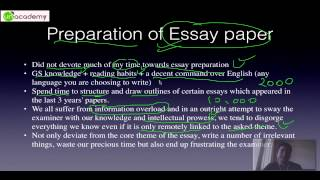 getlinkyoutube.com-How to write a mind blowing, number fetching Essay Part 1 : Essay writing for IAS Preparation