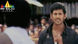 Bhayya Telugu Movie Part 1/11   Vishal, Priyamani   Sri Balaji Video