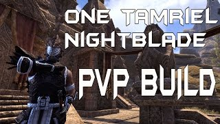 getlinkyoutube.com-ESO: One Tamriel - Stamina Proc Build (Nightblade)
