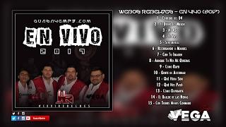 Webos Rebeldes - En Vivo (2017)