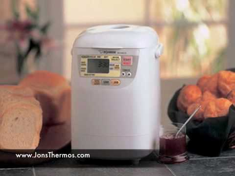 Zojirushi Bread Machine BBHAQ10, 220-230V