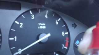 getlinkyoutube.com-BMW E36 Replacing Instrument Cluster Bulbs