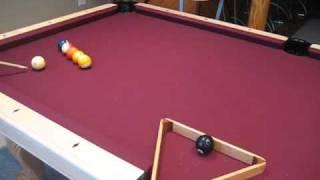 getlinkyoutube.com-Pool Trick Shots 1By Daniel Kozlak