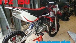 getlinkyoutube.com-Rfz 150 | upgrade | pit bike