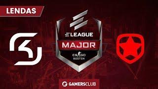 ELEAGUE Major: Boston 2018 (Dia 8) SK x Gambit (Overpass)
