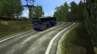 getlinkyoutube.com-Bus Shantika K380 in game