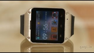 getlinkyoutube.com-Spice Smart Pulse M-9010 review - the affordable smartwatch