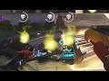 Overwatch OP Moments #4 - Mercy Comes in CLUTCH