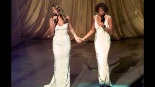 getlinkyoutube.com-Mariah Carey & Whitney Houston - When You Believe + Lyrics (HD)