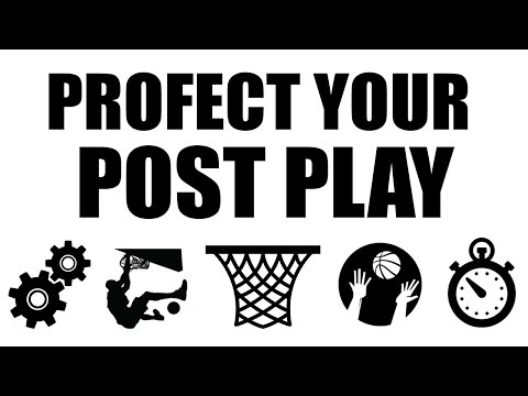 The World's Best Post Workout Program | 5 Full Workouts | PROfect Your Post Play