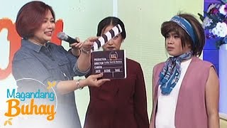 getlinkyoutube.com-Magandang Buhay: Melai acts as Basha