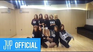 "getlinkyoutube.com-TWICE(트와이스) ""OOH-AHH하게(Like OOH-AHH)"" Dance Practice NAME TAG Ver."