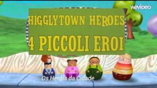 getlinkyoutube.com-Higglytown Heroes - 4 Piccoli Eroi with Port. sub