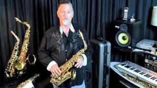 getlinkyoutube.com-Yamaha Intermediate Alto Sax YAS-480 - Video Review