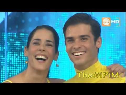 JESUS Y GIANELLA NEYRA : SALSA TRIO ( HD ) - FINAL Reyes del Show 2011 - 17/12/2011