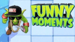 Funny Moments & Glitches & Fails | Clash Royale Montage #12