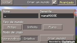 getlinkyoutube.com-A maior vila do Minecraft PE 0.12.x (sementes #1)