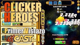 getlinkyoutube.com-CLICKER HEROES - Español - Gameplay - Primer Vistazo