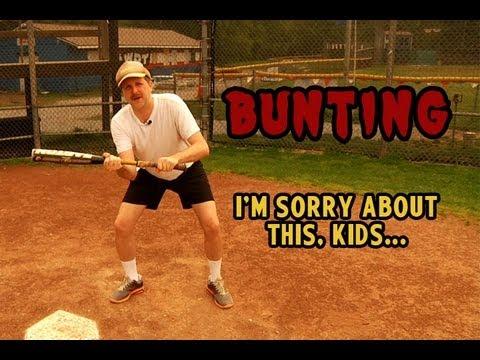Baseball Wisdom - Bunting with Kent Murphy