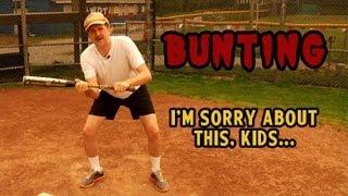 getlinkyoutube.com-Baseball Wisdom - Bunting with Kent Murphy