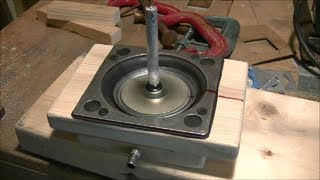 getlinkyoutube.com-How To Build a DIY Diaphragm For a Powerful Stirling Engine