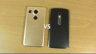 getlinkyoutube.com-Nexus 5X VS Moto X Play - Which is Fastest?