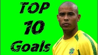 "getlinkyoutube.com-Ronaldo ""Fenômeno"" ● Top 10 Goals"
