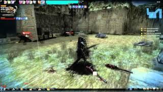 getlinkyoutube.com-Vindictus: Vella Dark Knight Transformation & Cyclone
