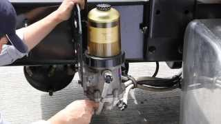 Filtro separador de agua - Tips Técnicos Juan Rueda