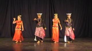 getlinkyoutube.com-Tari Bedana (Lampung)