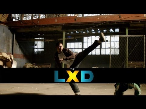 THE LXD: EP 2 - ANTIGRAVITY HEROES [DS2DIO]