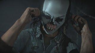 Until Dawn - The Killer Explains His Actions