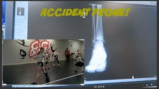 getlinkyoutube.com-Accident Prone!! 2 trips to the Orthopedist in 24 hours!