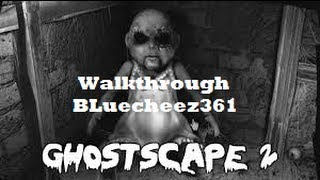 "getlinkyoutube.com-Ghostscape 2 ""The Cabin"" Walkthrough"