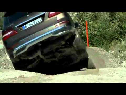 Extreme Offroad Part 2 - Mercedes 2012 ML 350 BlueTEC 4MATIC Trailer