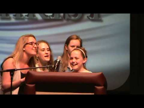 Preteen Thanks to NVCOC Moms