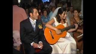 getlinkyoutube.com-Novia sorprende en su boda y hace llorar a su novio.  Bride surprised at her groom