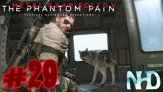 getlinkyoutube.com-Let's Play Metal Gear Solid 5 The Phantom Pain (pt29) Long walk with DD (Going by Quiet)