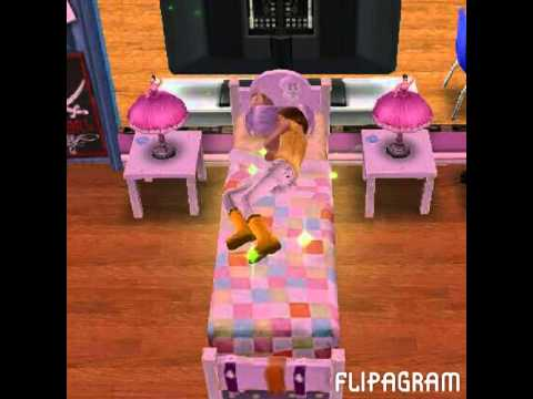 my preteens morning routine in sims freeplay