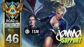 getlinkyoutube.com-RANKED Diamante 2 (100 LP) JUGANDO con SANTORIN (exLCS, TSM)
