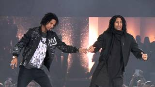 getlinkyoutube.com-Les Twins THE DANCE 2016 (Urban Dance Competition) PERFORMANCE in Zürich