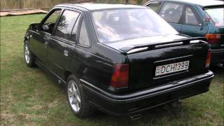 getlinkyoutube.com-Kadett E sedan GSI