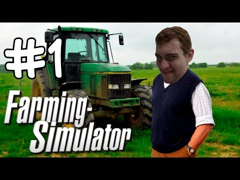 Farming Simulator 15 Multiplayer! - Girls Panties #1