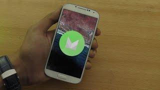 getlinkyoutube.com-How to Install Android 6.0 Marshmallow on Galaxy S4